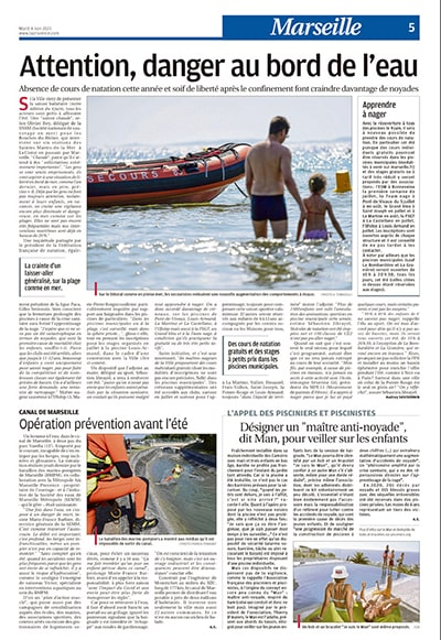 le MAN article La Provence